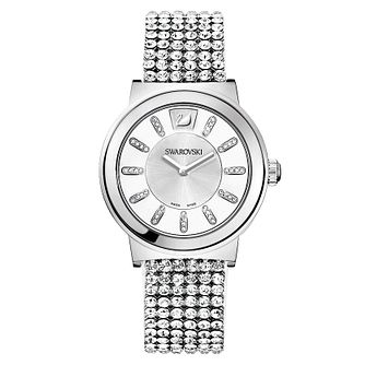 Swarovski Piazza Ladies' Stainless Steel Bracelet Watch - Product number 8228698