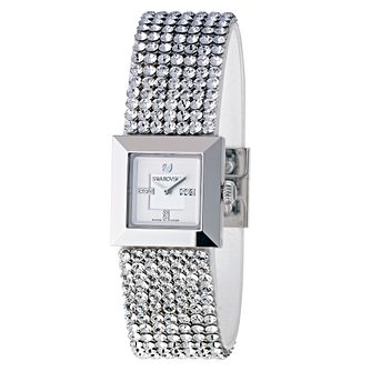Swarovski Ellis Mini Crystal Stainless Steel Bracelet Watch - Product number 8228701