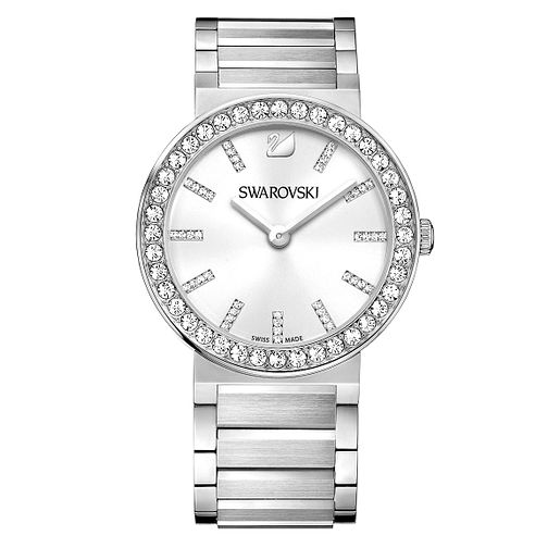 Swarovski Citra Ladies' Stainless Steel Bracelet Watch - Product number 8228787