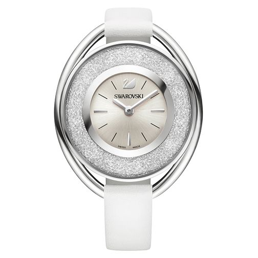 f299b982e Swarovski Crystalline Ladies' Stainless Steel Oval Watch - Product number  8228914