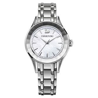 Swarovski Alegria Ladies' Stainless Steel Bracelet Watch - Product number 8229007