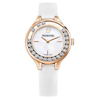 Swarovski Lovely Crystals Ladies' Rose Gold Plated Watch - Product number 8229104