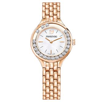 Swarovski Lovely Crystals Ladies' Rose Gold Plated Watch - Product number 8229120