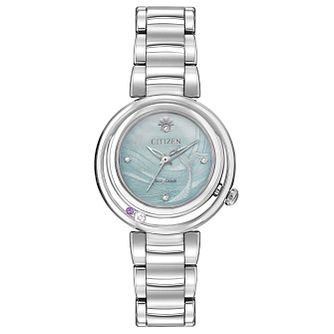 Citizen Disney Ariel Stainless Steel Bracelet Watch - Product number 8233152