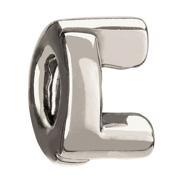 Chamilia - sterling silver letter L - Product number 8341990