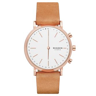 Skagen Connected Hald Ladies' Hybrid Smartwatch - Product number 8344256