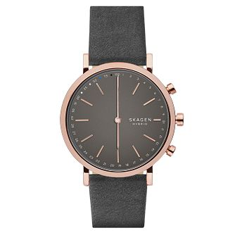 Skagen Connected Hald Ladies' Hybrid Smartwatch - Product number 8344272