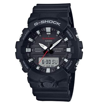 Casio G-Shock Men's Resin Black Strap Watch - Product number 8344752