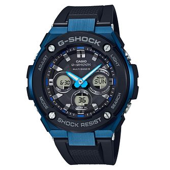Casio G-Shock Men's Blue Ion Plated Strap Watch - Product number 8344833