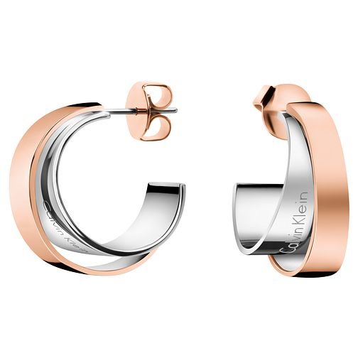 Calvin Klein Unite Two Colour Earrings - Product number 8345880