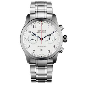 Bremont Rose Special Edition Stainless Steel Bracelet Watch - Product number 8348049