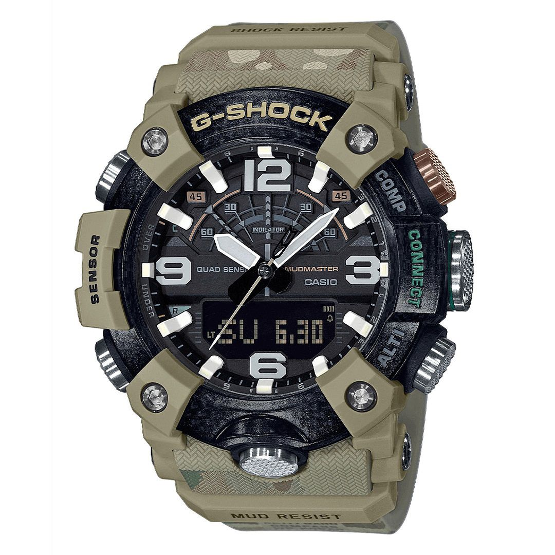 Casio G-SHOCK Limited Edition British Army Mudmaster Watch - Product number 8348073