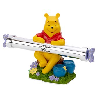 Winnie the Pooh Certificate Holder - Product number 8349142
