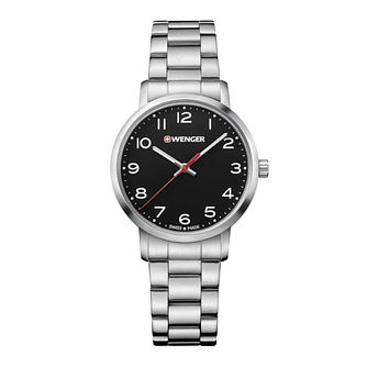 Wenger Avenue Ladies' Stainless Steel Bracelet Watch - Product number 8367620