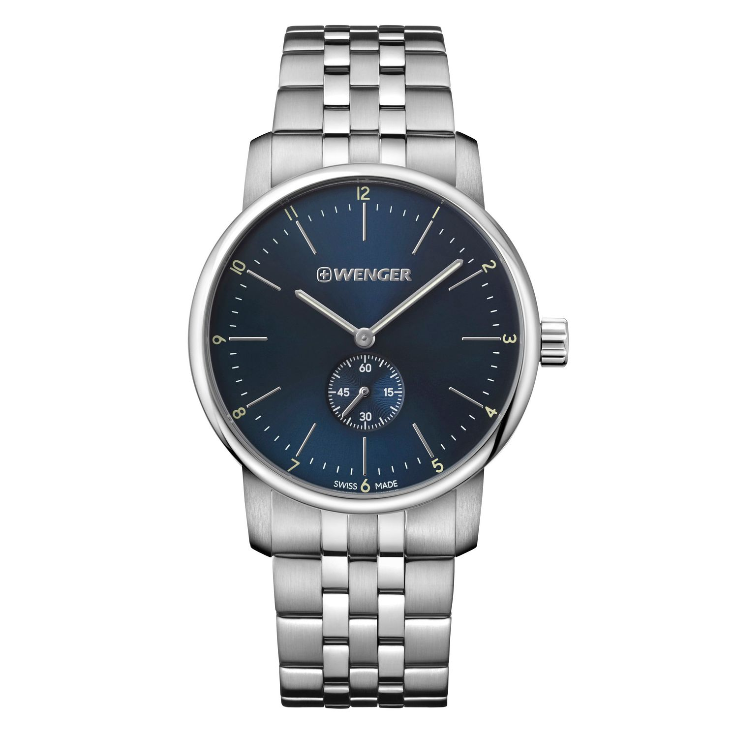 Wenger Urban Classic Men's Stainless Steel Bracelet Watch - Product number 8368317
