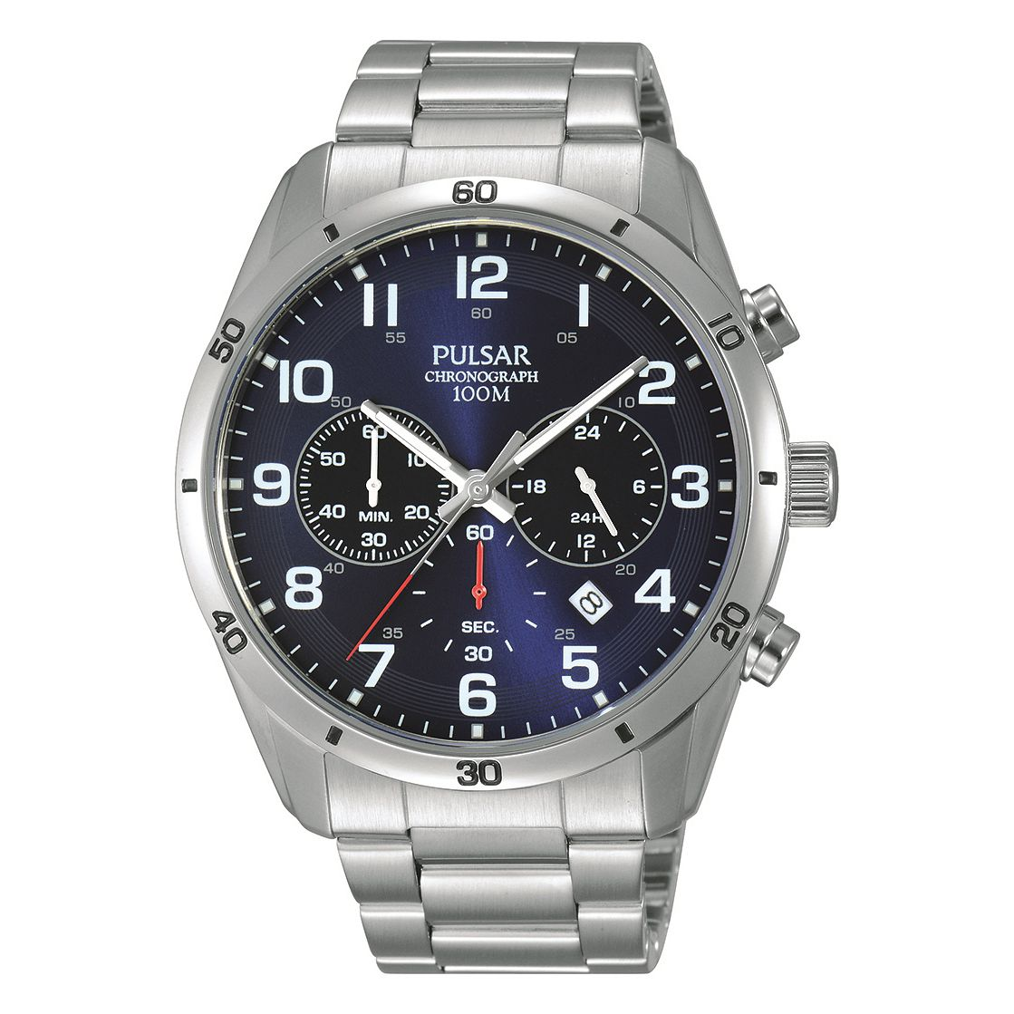 Pulsar Men's Stainless Steel Bracelet Watch - Product number 8376549