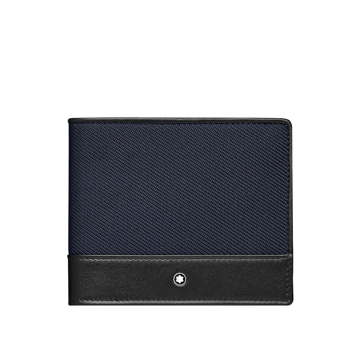Mont Blanc Nightflight Navy 8 Card Slot Wallet - Product number 8383472
