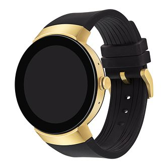Movado Connect Men's Yellow Gold Plated Smartwatch - Product number 8389985