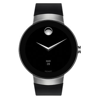 Movado Connect Men's Stainless Steel Strap Watch - Product number 8390002
