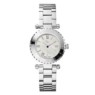 81d0dbe58 GC MiniChic Ladies' Stainless Steel Bracelet Watch - Product number 8402388