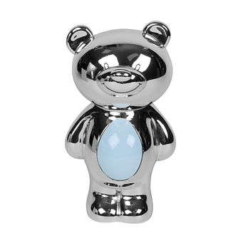 Bambino Blue Teddy Bear Money Box - Product number 8407711