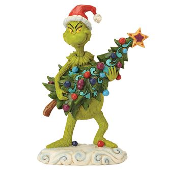 Dr Seuss Stealing Christmas Gr inches Figurine - Product number 8416524