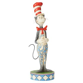 Dr Seuss Cat In The Hat Figurine - Product number 8417490