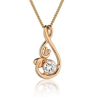 Clogau 9ct Gold Tree Of Life Diamond Pendant - Product number 8423326