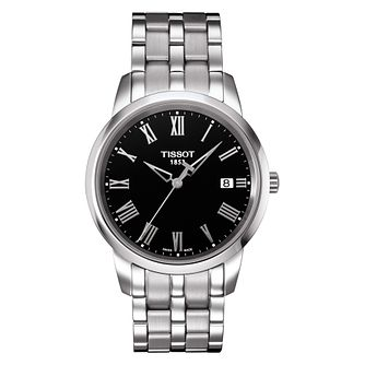 Tissot Classic Dream Men's Stainless Steel Bracelet Watch - Product number 8424357