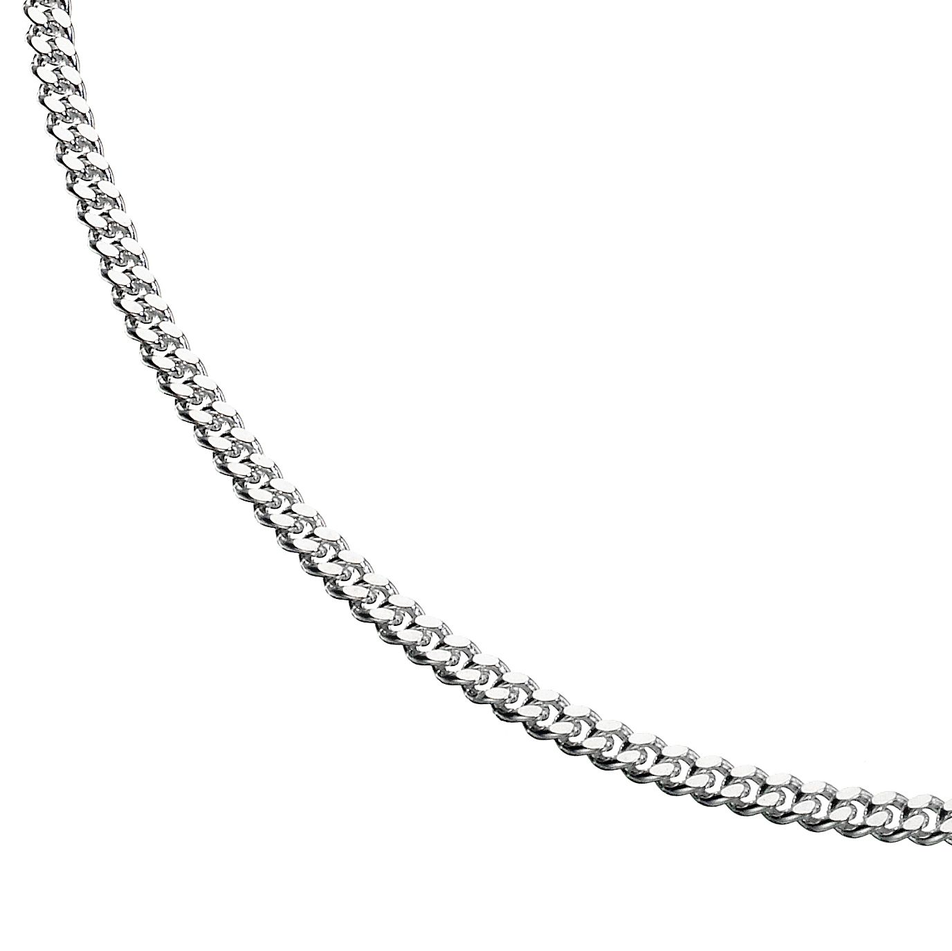 Sterling Silver 24 Inch Curb Chain - Product number 8432732