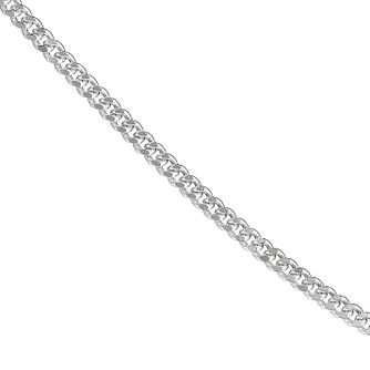 Sterling Silver 18 inches Curb Chain - Product number 8432767