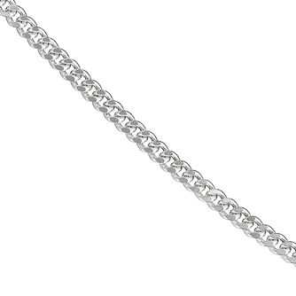 Sterling Silver 20 Inch Curb Chain - Product number 8432775
