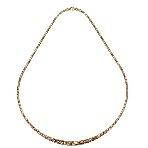 9ct Gold Fancy Necklace - Product number 8458545