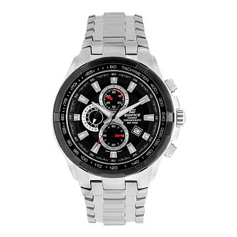 Casio Edifice Men's Black Dial Chronograph Watch - Product number 8531293