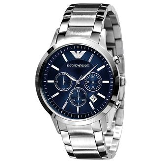 Emporio Armani Men's Stainless Steel Bracelet Watch - Product number 8548935