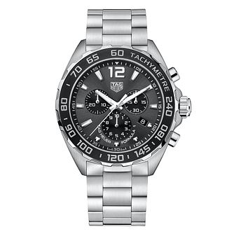 TAG Heuer Formula 1 Men's Stainless Steel Bracelet Watch - Product number 8559430