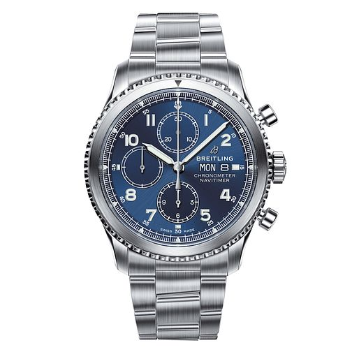 Breitling Navitimer 8 Men's Chronograph Bracelet Watch - Product number 8561036