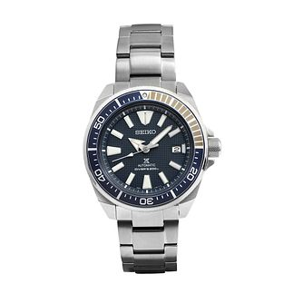 Seiko Prospex Divers Men's Stainless Steel Bracelet Watch - Product number 8571090