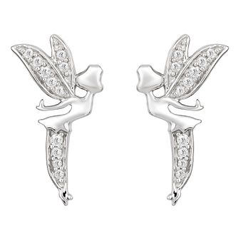 Enchanted Disney Fine Jewelry Diamond Tinker Bell Earrings - Product number 8593183