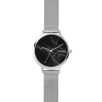Skagen Anita Ladies' Black Dial Bracelet Watch - Product number 8600880