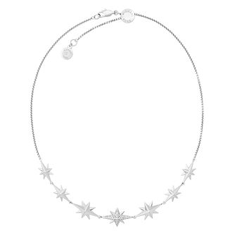 Michael Kors Starburst Ladies' Stainless Steel Choker - Product number 8601038