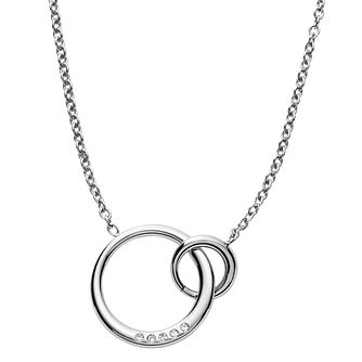 Skagen Elin Ladies' Stainless Steel Link Necklace - Product number 8601291