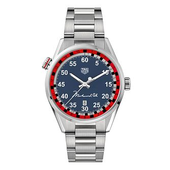 TAG Heuer Carrera Limited Edition Ali Men's Bracelet Watch - Product number 8609330