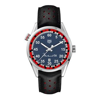 TAG Heuer Carrera Limited Edition Ali Men's Strap Watch - Product number 8609349