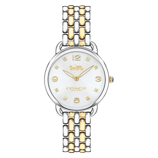 Coach Delancey Ladies' Stainless Steel Bracelet Watch - Product number 8609470