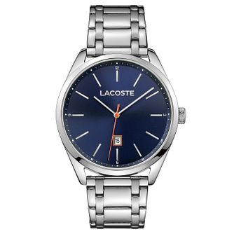 Lacoste Men's Stainless Steel Bracelet Strap Watch - Product number 8610606