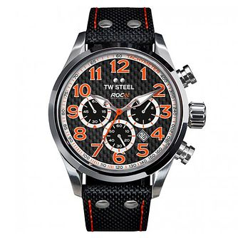 Tw Steel Race Of Champions Men's Chronograph Strap Watch - Product number 8619689