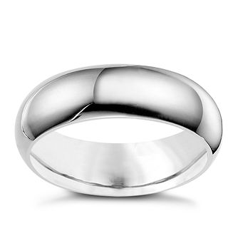 Cobalt 7mm polished wedding ring - Product number 8631719
