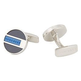 BOSS Remo Brass Blue Cufflinks - Product number 8648034