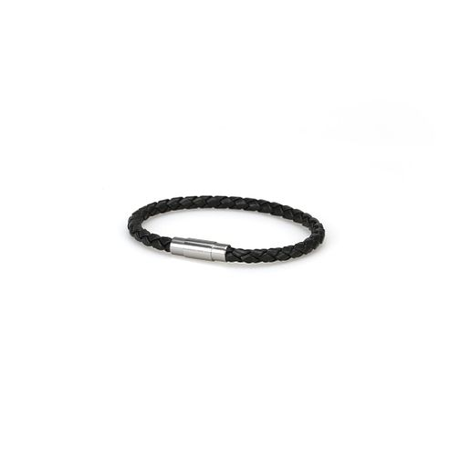 BOSS Leather Blaine Black Bracelet ' - Product number 8691991